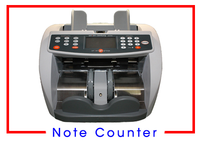 Note Counter