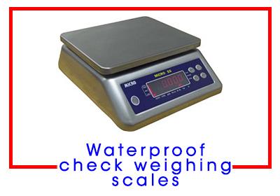 Waterproof Check weighing Scales